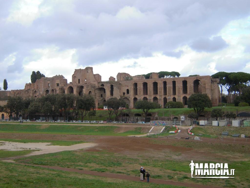 Circo Massimo - Tempio di Apollo Palatino