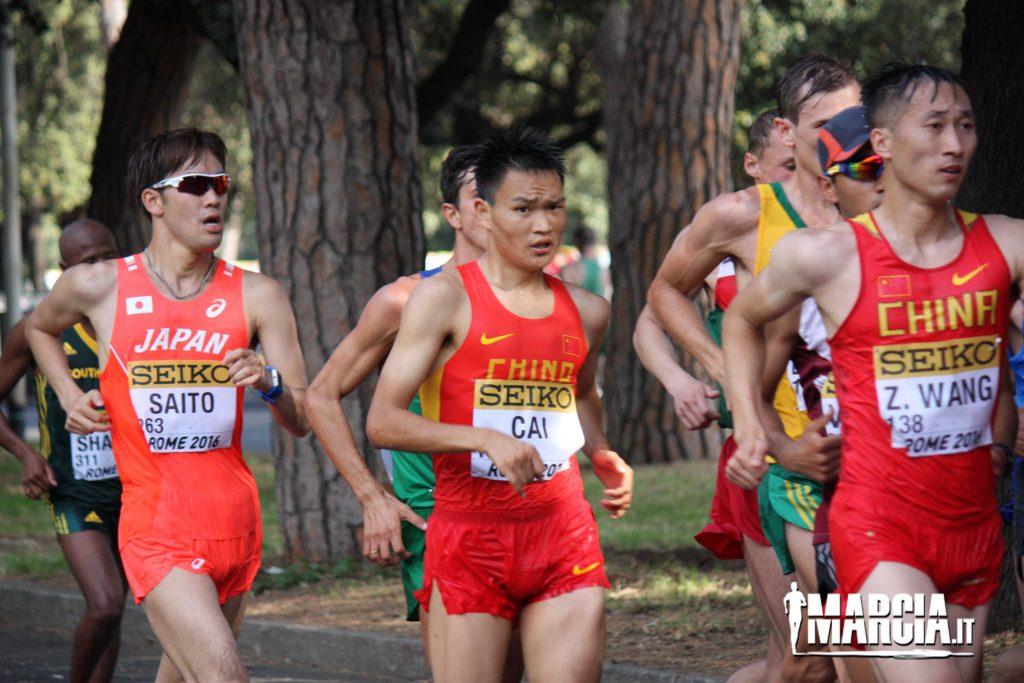 Campionato Mondiale Marcia Roma 2016 C (353)