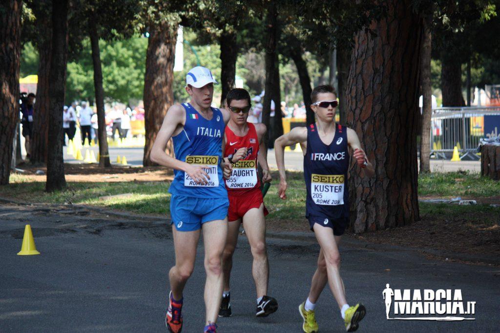Campionato Mondiale Marcia Roma 2016 C (50)
