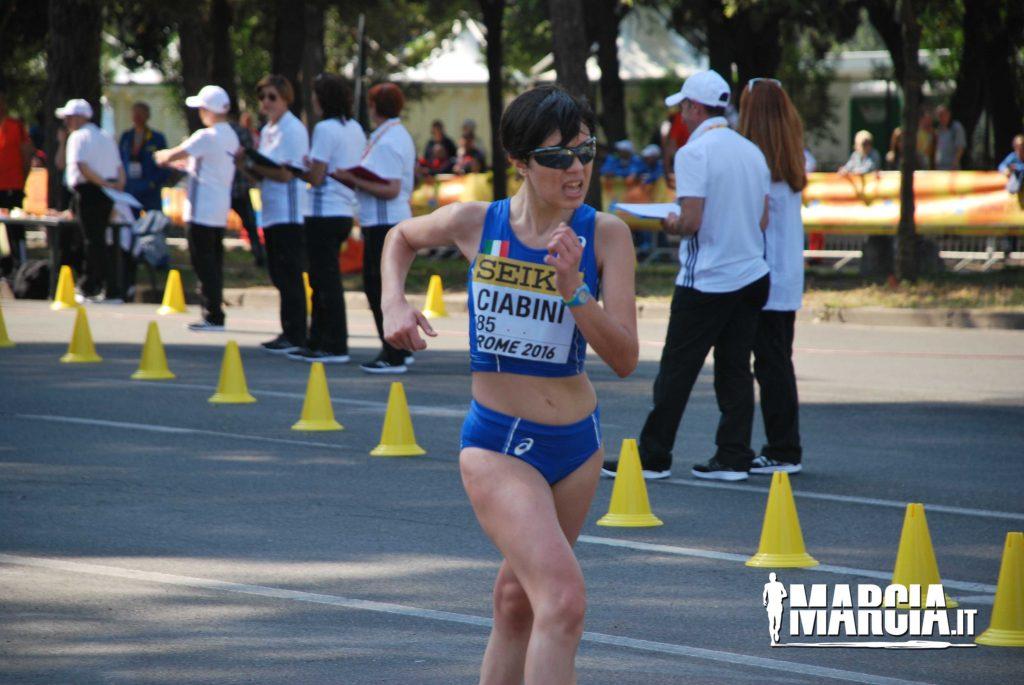 Campionato Mondiale Marcia Roma 2016 N (114)