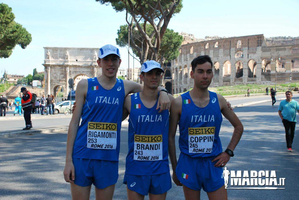Campionato Mondiale Marcia Roma 2016 N (125)