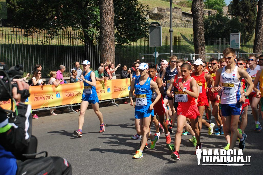 Campionato Mondiale Marcia Roma 2016 N (151)