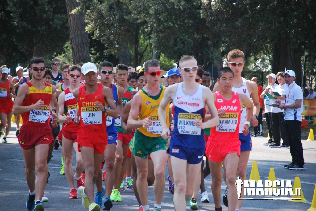 Campionato Mondiale Marcia Roma 2016 N (159)