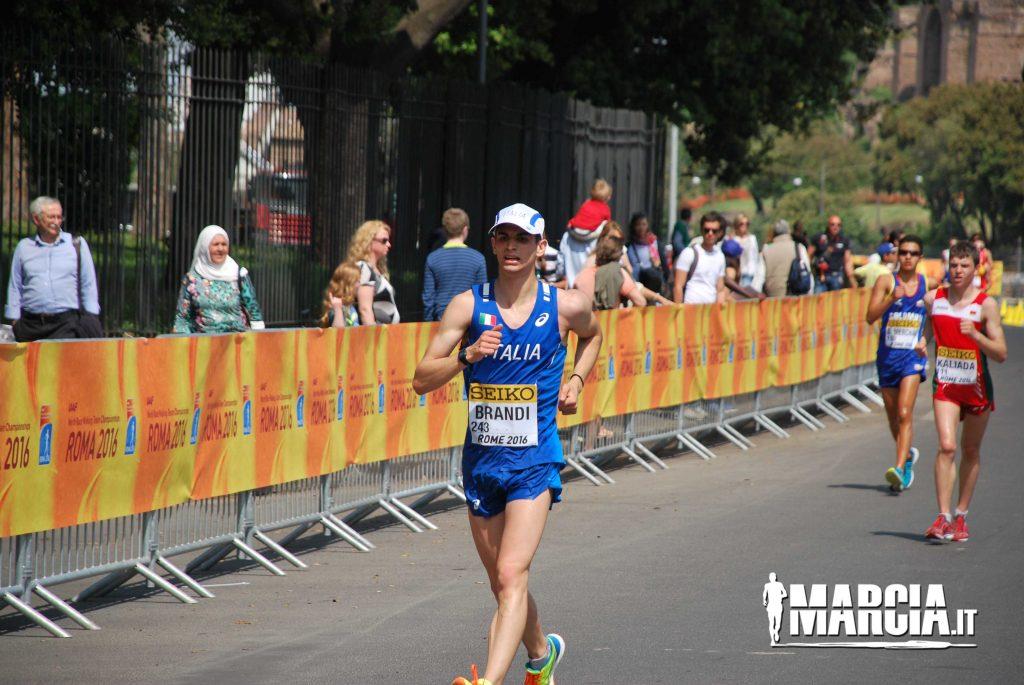 Campionato Mondiale Marcia Roma 2016 N (209)