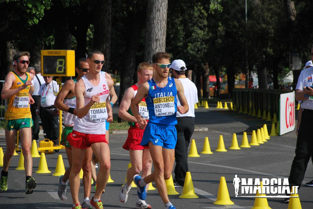 Campionato Mondiale Marcia Roma 2016 N (394)