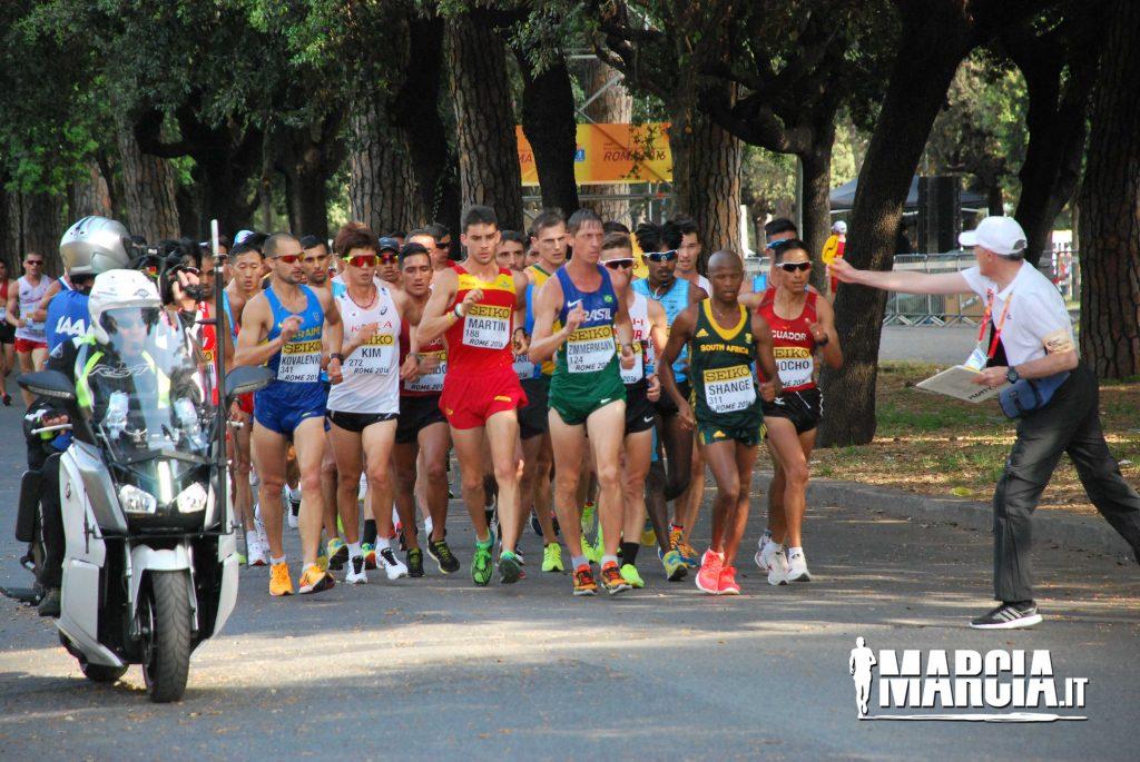 Campionato Mondiale Marcia Roma 2016 N (402)