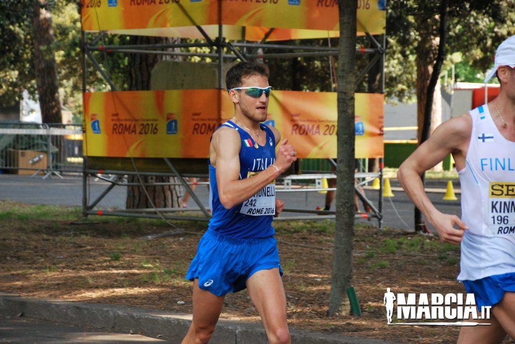 Campionato Mondiale Marcia Roma 2016 N (430)