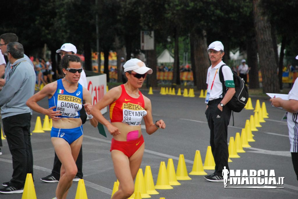 Campionato Mondiale Marcia Roma 2016 N (535)