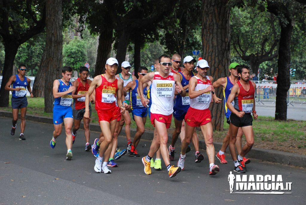 Campionato Mondiale Marcia Roma 2016 N (641)