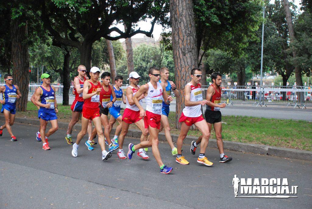 Campionato Mondiale Marcia Roma 2016 N (653)