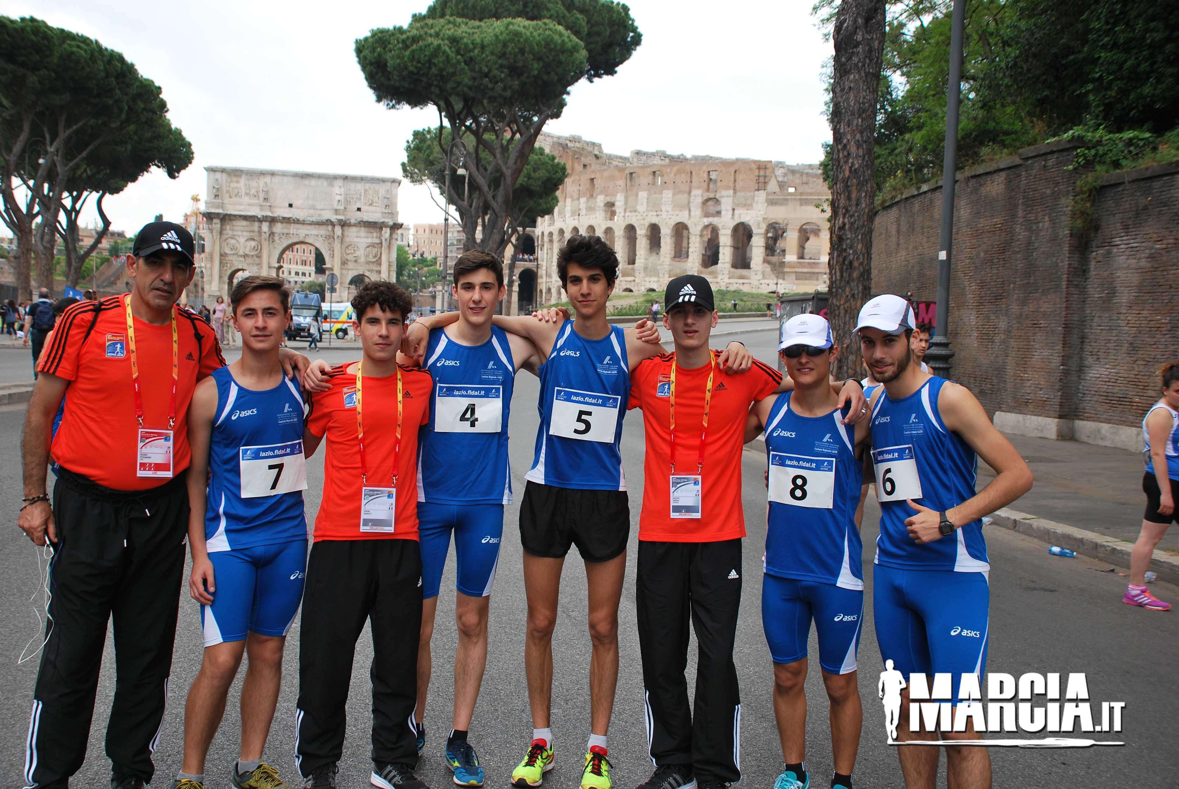4c6afc2481dcd Festa della Marcia Roma 7 maggio 2016 - Marcia.it