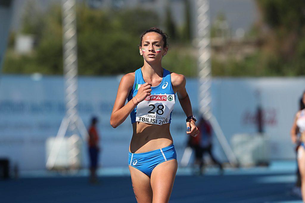 Tbilisi14 al 17 luglio2016 Campionati Europei allievi di Tbilisi, in Georgia - Foto di Giancarlo Colombo/A.G.Giancarlo Colombo