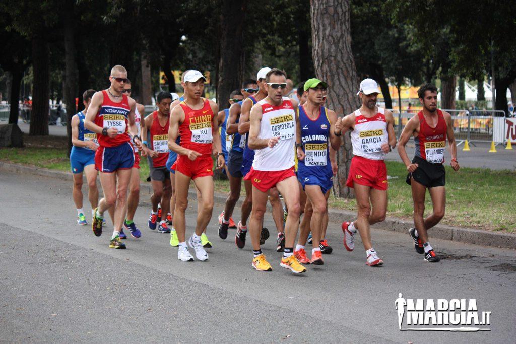 Campionato Mondiale Marcia Roma 2016 C (580)