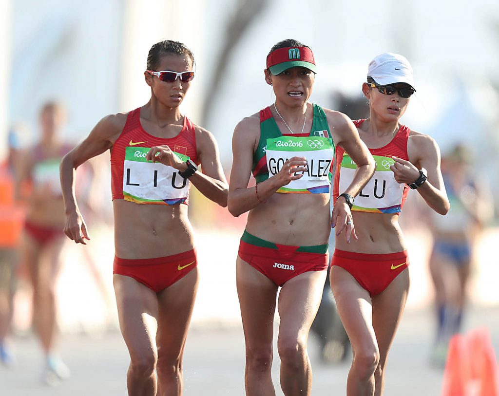 Olimpiadi Rio 2016 Marcia 20Km Donne