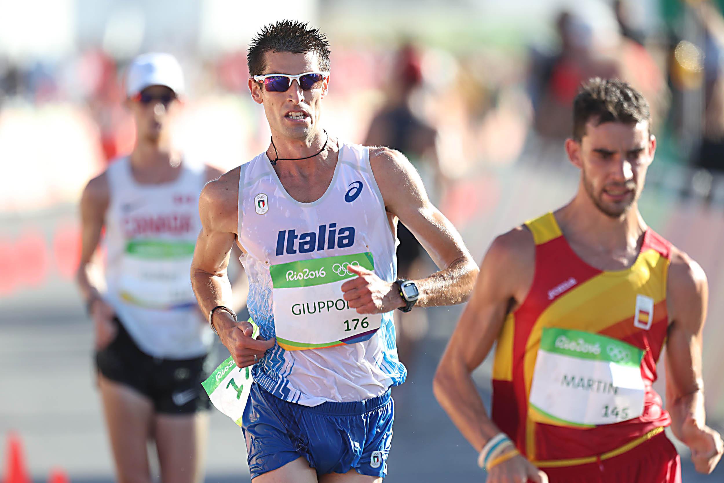 05bb51c059515 Olimpiadi Rio 2016 Marcia 20Km Uomini - Marcia.it