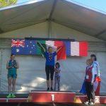 Campionati Mondiali Master Perth 2016 Marcia 5000m